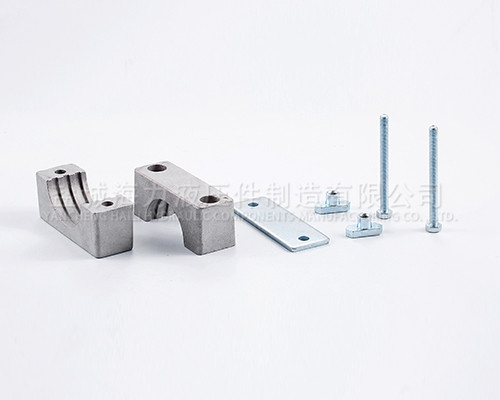 河南轻型铝制管夹价格