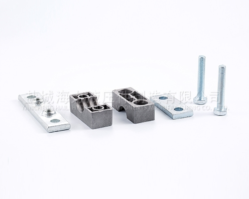 重型铝制管夹生产厂家