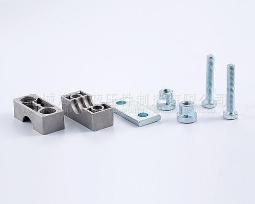 重型铝制管夹供应商