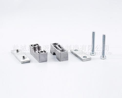 重型铝制管夹