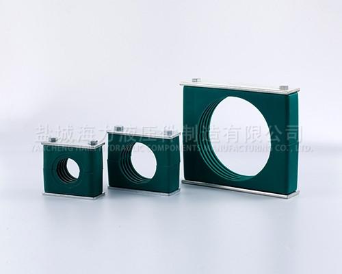 轻型单孔塑料管夹价格