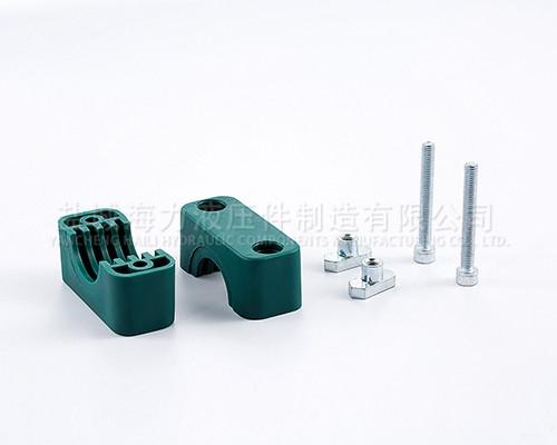 轻型单孔塑料管夹供应商